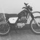 Honda XL 500S fertig